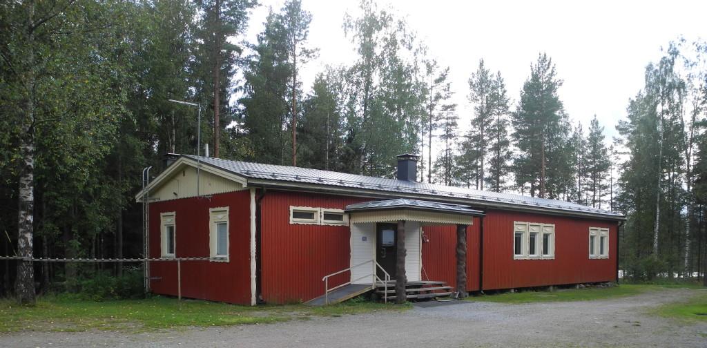 Koukkujärven maja